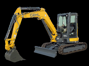 Compact Excavator, Z45