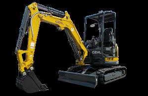 Compact Excavator, Z27