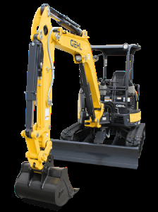 Compact Excavator, Z35
