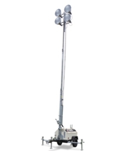 Light Tower, 4000 watts