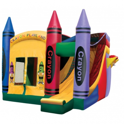 4 in 1 Crayon Playland Combo