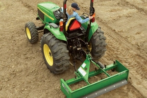 Frontier BB1172, 7' Box Blade Tractor Attachment