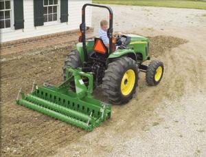 Frontier SP12, 6' Pulverizer TractorAttachment