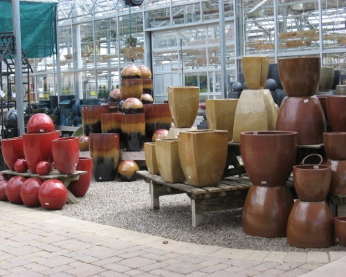 Part of our Pottery Emporium