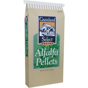 Grainland Select®Alfalfa Pellets