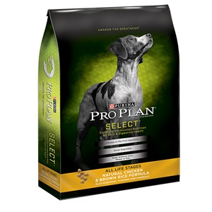 Pro Plan® Select™ ALS Natural Chicken & Brown Rice Formula