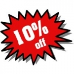 10% Off On Purchases Related To Rental Items
