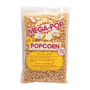 Concessions, 8 oz. Mega Pop® Corn and Flavacol Salt Kit