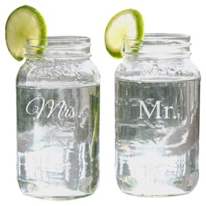 Mason Jars (Set of 2)