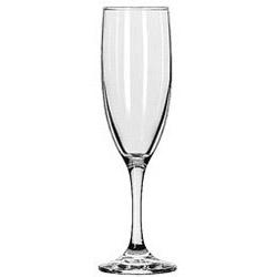 Glassware, 6 oz. Champagne Flute Glass