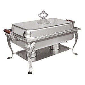Chafer, 8-Quart Full Size Stainless Steel