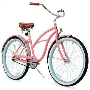 Paisley Woman Single Speed Cruiser Bike
