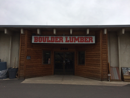 Boulder Entrance