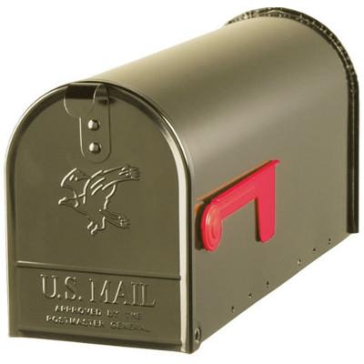 Gibraltar Mailbox Elite Rust Resistant Mailbox