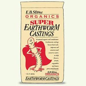 E.B. Stone Earthworm Castings