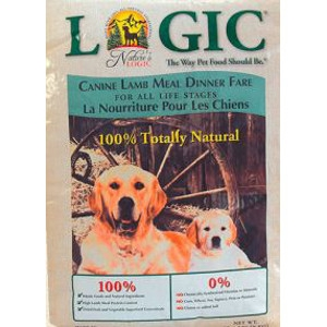 Nature's Logic Canine Lamb Meal Dinner Fare