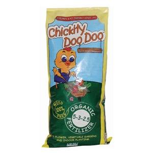 Chickity Doo Doo™ Organic Fertilizer 5-3-2
