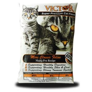 Victor® Cat Food Mers Classic Feline Multi-Pro Recipe