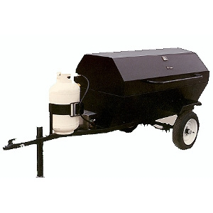 Towable Propane Grill (Pig Cooker)