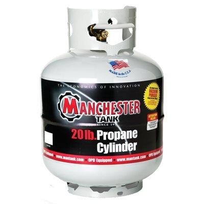 Manchester 20 lb. Propane Tank