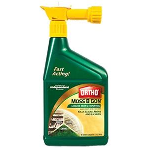Ortho Moss-B-Gon Liquid Moss Control