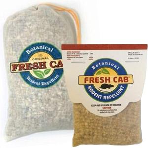 Earth-Kind® Fresh Cab® Botanical Rodent Repellent