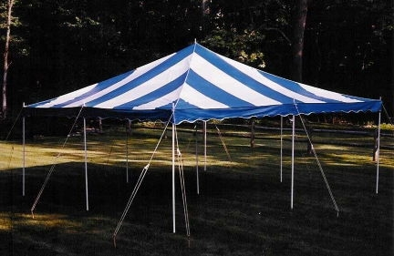 15x15 Event Tent