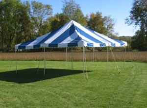 20x20 Event Tent