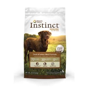 Instinct® Grain-Free Duck & Turkey Meal Formula for Dogs