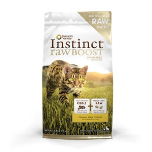Instinct® Raw Boost Chicken Meal Formula for Cats