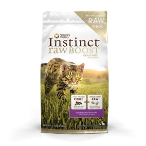 Instinct® Raw Boost Rabbit Meal Formula for Cats