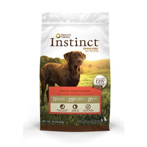 Instinct® Grain-Free Salmon Meal Formula for Dogs