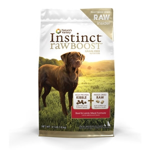 Instinct® Raw Boost Beef & Lamb Meal Formula for Dogs