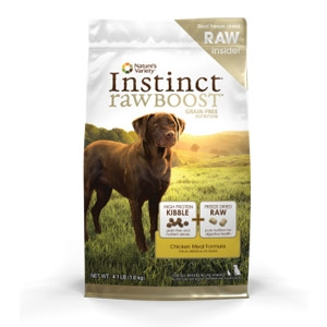 Instinct® Raw Boost Chicken Meal Formula for Dogs