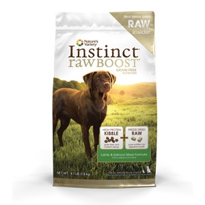 Instinct® Raw Boost Lamb & Salmon Meal Formula for Dogs
