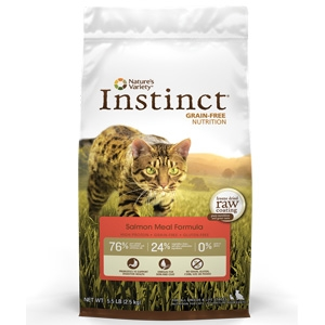 Instinct® Grain Free Salmon Meal Cat Formula