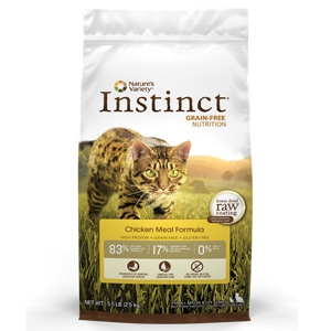 Instinct® Grain Free Chicken Meal Cat Formula
