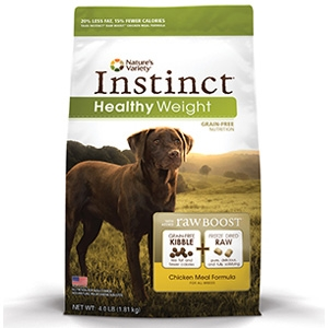 Instinct® Healthy Weight Chicken Meal Dog Formula