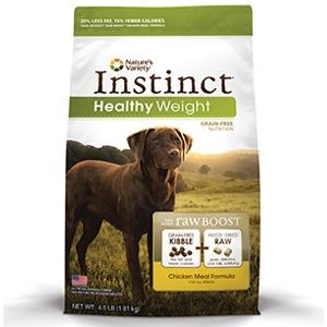 Instinct®Healthy Weight Chicken Meal Dog Formula