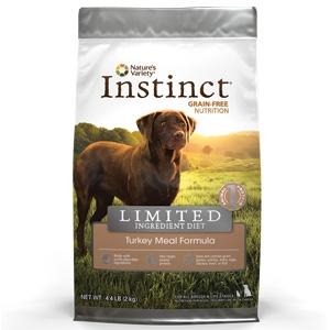 Instinct®Limited Ingredient Diet Turkey Meal Dog Formula