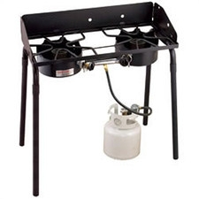 Stock pot cooker, Double