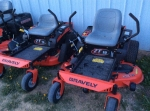 Ariens Gravely ZT-34 and ZT-50
