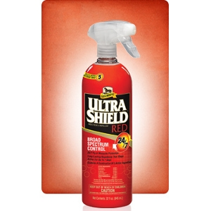 Absorbine® UltraShield® Red Insecticide & Repellent