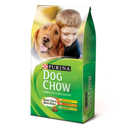 Purina® Dog Chow® Dog Food Complete & Balanced