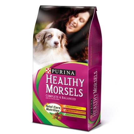 Purina®  Healthy Morsels™ Brand Dog Food