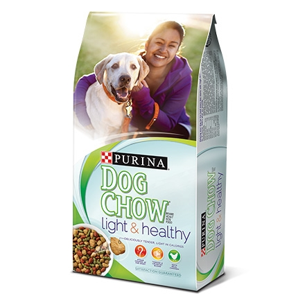 Purina®  Dog Chow® Light & Healthy  Adult Dog Food