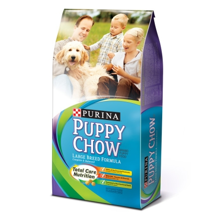 Purina® Puppy Chow® Puppy Food Large Breed Formula