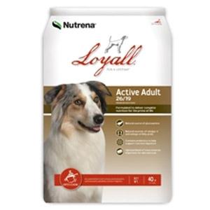 Loyall Pet Food Active Adult Formula 26/19