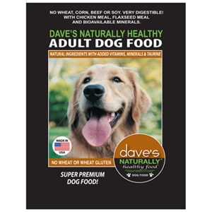 Dave's Pet Food Naturally Healthy Adult Dog Food
