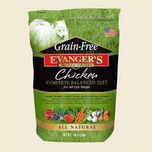 Evanger's Grain Free Chicken, Sweet Potato & Pumpkin 16.5